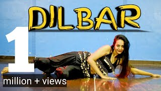 DILBAR | Satyameva Jayate | Dance cover | Kunal more | Nora Fatehi | dance floor studio | ft.shweta