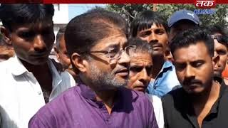 Dhoraji : Strong opposition to legislators