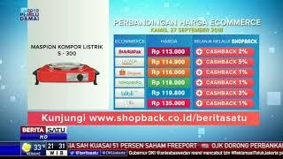 Perbandingan Harga E-Commerce: Kompor Listrik S-300