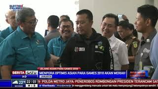 Menpora Ajak Masyarakat Sambut Asian Para Games 2018