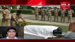 Bareilly ] बरेली में चेकिंग के दौरान पुलिस आरक्षी संजीव कुमार पर चढाई गाड़ी,हुई मौत / THE NEWS INDIA