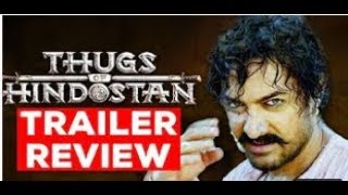 Thugs of Hindostan trailer review by TV24 | Amitabh Bachhan | Amir Khan | Katrina Kaif