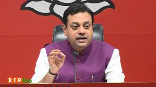 After the Supreme Court verdict, the Congress party's lies were blatantly exposed: Dr. Sambit Patra
