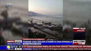 Tsunami Melanda Palu, Donggala dan Mamuju