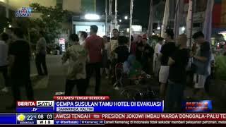 Gempa Susulan, Tamu Hotel di Samarinda Dievakuasi