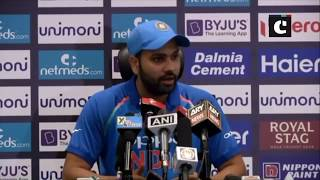 Always keep learning from MS Dhoni: Rohit Sharma