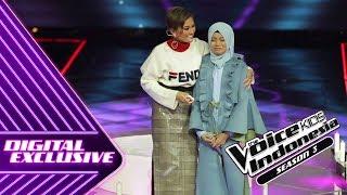 Ini Ekspresi Naura Ditelepon Nissa Sabyan | VICTORY STORY #6 | The Voice Kids Indonesia S3 GTV 2018