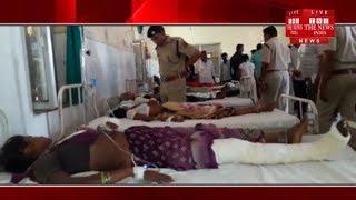 [ Dhaulpur ] धौलपुर में दो पक्षों में हुई फायरिंग, पांच लोगों की हुई मौत / THE NEWS INDIA