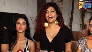 Grooming & Photoshoot Of Contestant Of Bright Perfect Mrs. India 2018