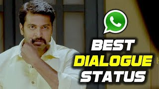 Whatsapp Best Dialogue Status - 2018 Whatsapp Best Dialogue Status - Bhavani HD Movies