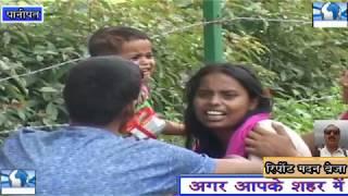 पानीपत कुलदीप नगर में घर के बहार खेल रहे 2 वर्षीय माशूम को तेज रफ्तार कार ने कुचला