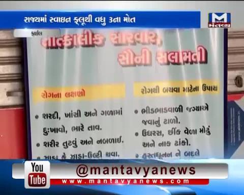 More than 3 deaths due to Swine flu in Gujarat