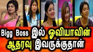 Bigg Boss Tamil 2 Grand Finale|oviya In Bigg Boss House|Oviya Support To Aishwarya|