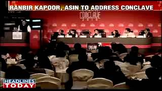 A Vision For The India of 21st Century, Deepender S. Hooda speaks at The India Today Conclave, 2010