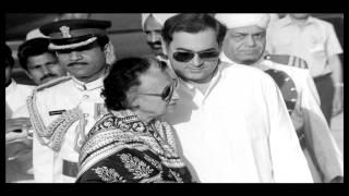 Rajiv Gandhi's Appeal for Peace after the Assassination of Smt Indira Gandhi, Oct 31, 1984