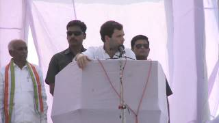 The state Govt has failed you, we have to connect Bundelkhand with the world- Rahul Gandhi