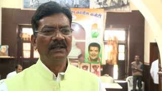 Dr Charan Das Mahant on the Chhattisgarh assembly elections