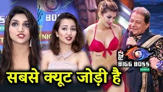 Kriti And Roshmi Reaction On Anup-Jasleen Relation After Bigg Boss 12 Eviction