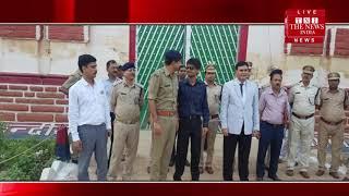 [ Allahabad ] न्यायाधीश अनिल कुमार झा की अध्यक्षता में केंद्रीय कारागार नैनी का किया निरीक्षण