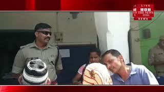 [ Bareilly ] बरेली के एसएसपी मुनिराज द्वारा थाना भोजीपुरा का किया निरीक्षण