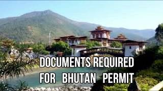 Must watch this video before going to Bhutan  | Bhutan Permit | India to Bhutan | 2018
