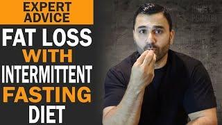 FAT LOSS with INTERMITTENT FASTING DIET! (Hindi / Punjabi)