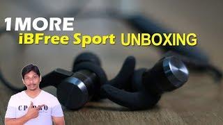 1MORE iBFree Sport Wireless Earphones Unboxing & Review | 2018 telugu