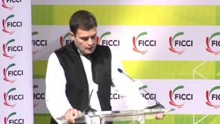 Rahul Gandhi talks about environment clearances being timely and transparent