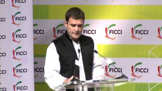 Rahul Gandhi emphasises that industry should increase investment in education and R&D