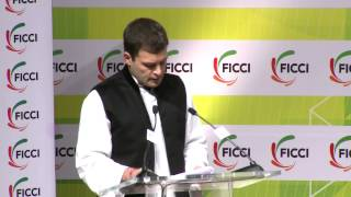 Rahul Gandhi  talks about India being on verge of second Green revolution