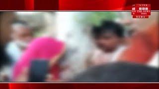 बहराइच में गाँव वालों का तुकलकी इंसाफ करने का वीडियो आया सामने, पुलिस कर रही आरोपियों की तलाश