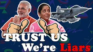 Rafale Scam: 8 Major Lies by Defence Minister Sitharaman