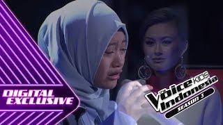 Lagi Sedih! AgnezMo Lakukan Ini ???? | Coach Reaction #12 | The Voice Kids Indonesia Season 3 GTV 2018