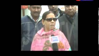 Rabri devi_ Rashtriya Janata Dal - Bihar - coverage by Jantv