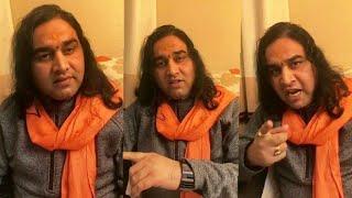 SC ST एक्ट के विरोध करने को लेकर विवादों से घिरे देवकीनंदन ठाकुर जी का अमेरिका से लाइव संदेश