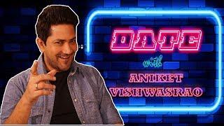 Date With Aniket Vishwasrao | CafeMarathi