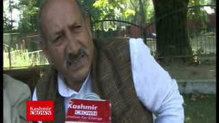 8-BJP Candidates Join ULB Poll Fray In Sopore; BJP leader Talks On Elections