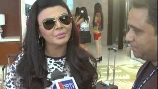 Rakhi Sawant on Jan Tv