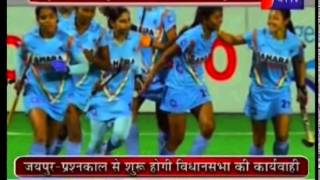 India wins 7 medals including 2 gold medal in Commonwealth Games 2014 covered by Jan Tv