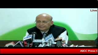AICC Press Conference on January 28, 2014