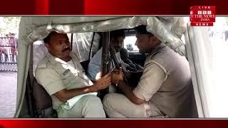Bulandshahr]बुलन्दशहर थाना कोतवाली नगर पुलिस टीम द्वारा पुलिस मुठभेड के बाद एक शातिर लुटेरा गिरफ्तार