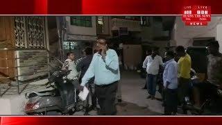 [ Hyderabad ] हैदराबाद के हबीब नगर में पुलिस को 35 साल के विजय का शव उसके कमरे में लटका मिला