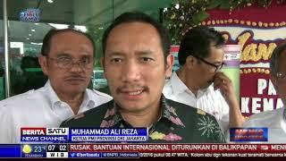 PMI Kembali Berangkatkan 40 Relawan ke Palu dan Donggala