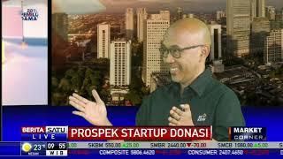 Dialog Market Corner: Prospek Startup Donasi #2