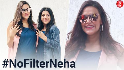Neha Dhupia & Zoya Akhtar On Set 'No Filter Neha' Season 3!