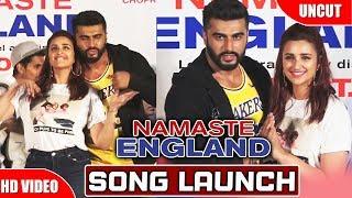 Proper Patola Song Launch | Namaste England | Arjun Kapoor, Parineeti Chopra