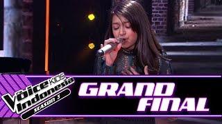 "Keva ""Hello"" | Grand Final | The Voice Kids Indonesia Season 3 GTV"