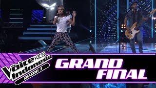 "Slank ""Bang Bang Tut"" | Grand Final | The Voice Kids Indonesia Season 3 GTV"