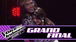 "Keva ""Suaramu Tak Terganti"" | The Winner of The Voice Kids Indonesia Season 3 GTV"