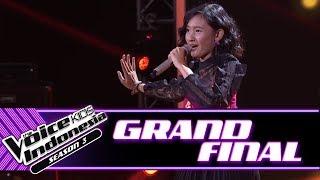 "Meiska ""The Power of Love (Medley)"" | Grand Final | The Voice Kids Indonesia Season 3 GTV"